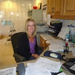 Shelley Nytes - Office Adminstrator for Valentine Inc. - picture