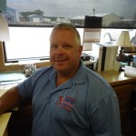 Bruce Eggert - Septic Manager of Valentine Inc. - picture